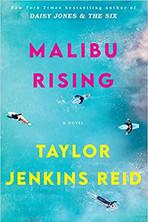 MALIBU RISING by Taylor Jenkins Reid  $28.00 hardcover 9781524798659