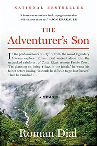 THE ADVENTURERS SON by Roman Dial  $17.99 paperback 9780062876614