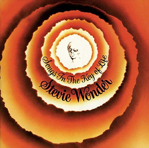 SONGS IN THE KEY OF LIFE Stevie Wonder