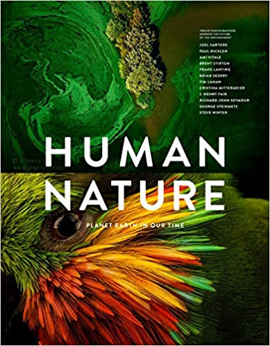 HUMAN NATURE by Geoff Blackwell  $45.00 hardcover 9781797205915