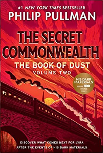 THE BOOK OF DUST 2 THE SECRET COMMONWEAL