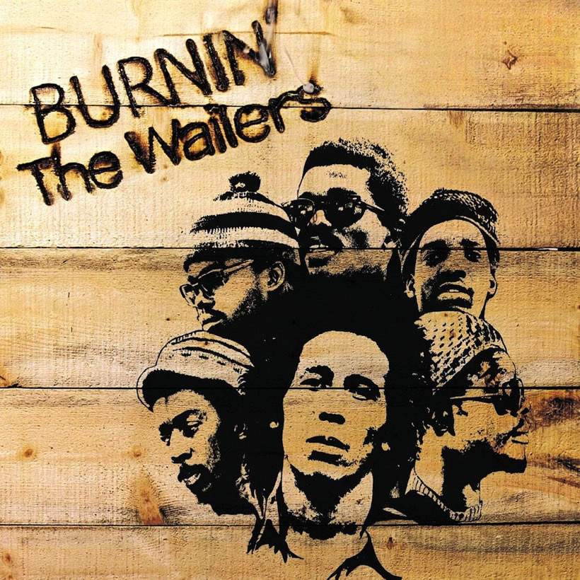 BURNIN' Bob Marley & the Wailers