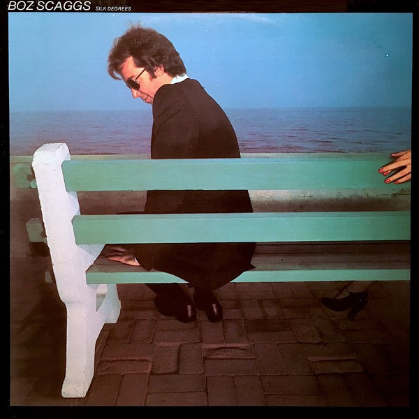 SILK DEGREES Boz Scaggs