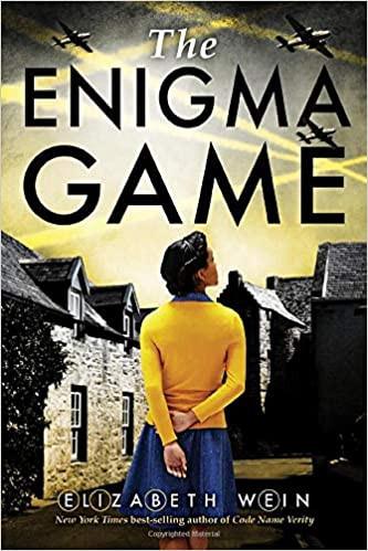 THE ENIGMA GAME by Elizabeth Wein.jpg