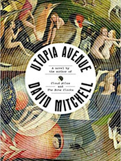 UTOPIA AVENUE by David Mitchell  $18.00 paperback 9780812987218