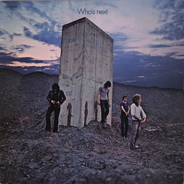 WHO'S NEXT The Who