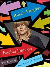 RAKE'S PROGRESS by Rachel Johnson  $26.95 hardcover 9780593318195