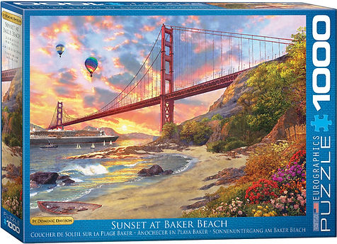 SUNSET AT BAKER BEACH.jpg
