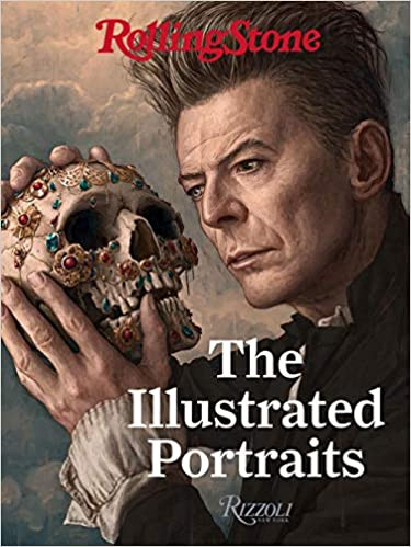 ROLLING STONE: The Illustrated Portraits  $65.00 hardcover 9780847868797