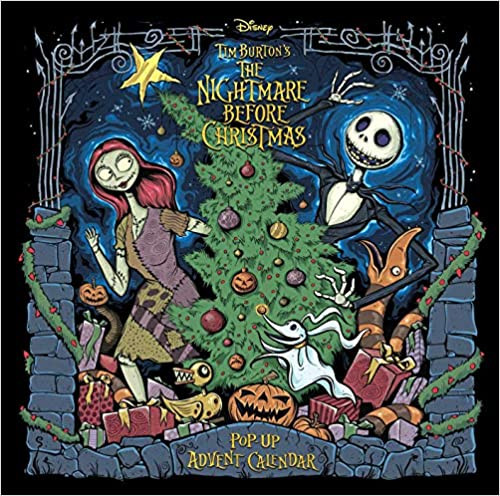 THE NIGHTMARE BEFORE CHRISTMAS ADVENT CA