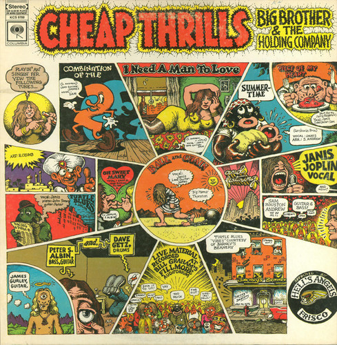 CHEAP THRILLS Big Brother & the Holding Company