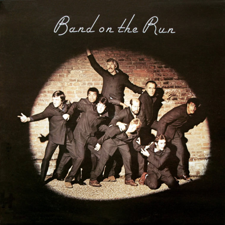 BAND ON THE RUN Paul McCartney & Wings