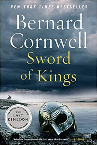 SWORD OF KINGS by Bernard Cornwell  $16.99 paperback 9780062563224