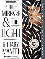 THE MIRROR AND THE LIGHT by Hilary Mantel  $18.00 paperback 9781250182494