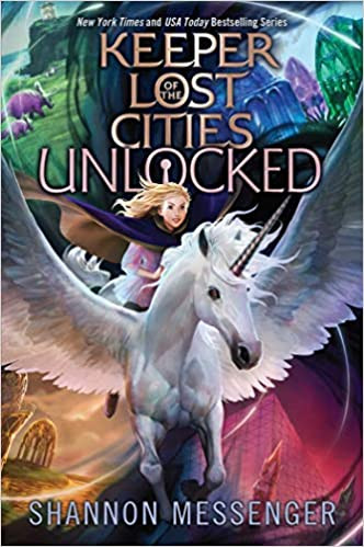 UNLOCKED BOOK 8.5 KEEPER OF THE LOST CIT
