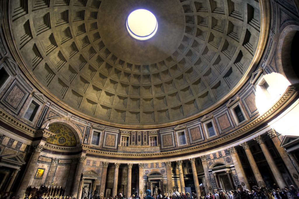 Panteon de Agripa em Roma
