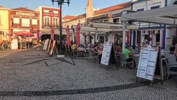 Ferragudo square