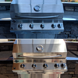 Outdoor Grill Cleaning Services