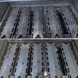Outdoor Grill Cleaning Service
