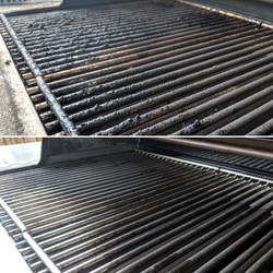 Outdoor Grill Cleaning