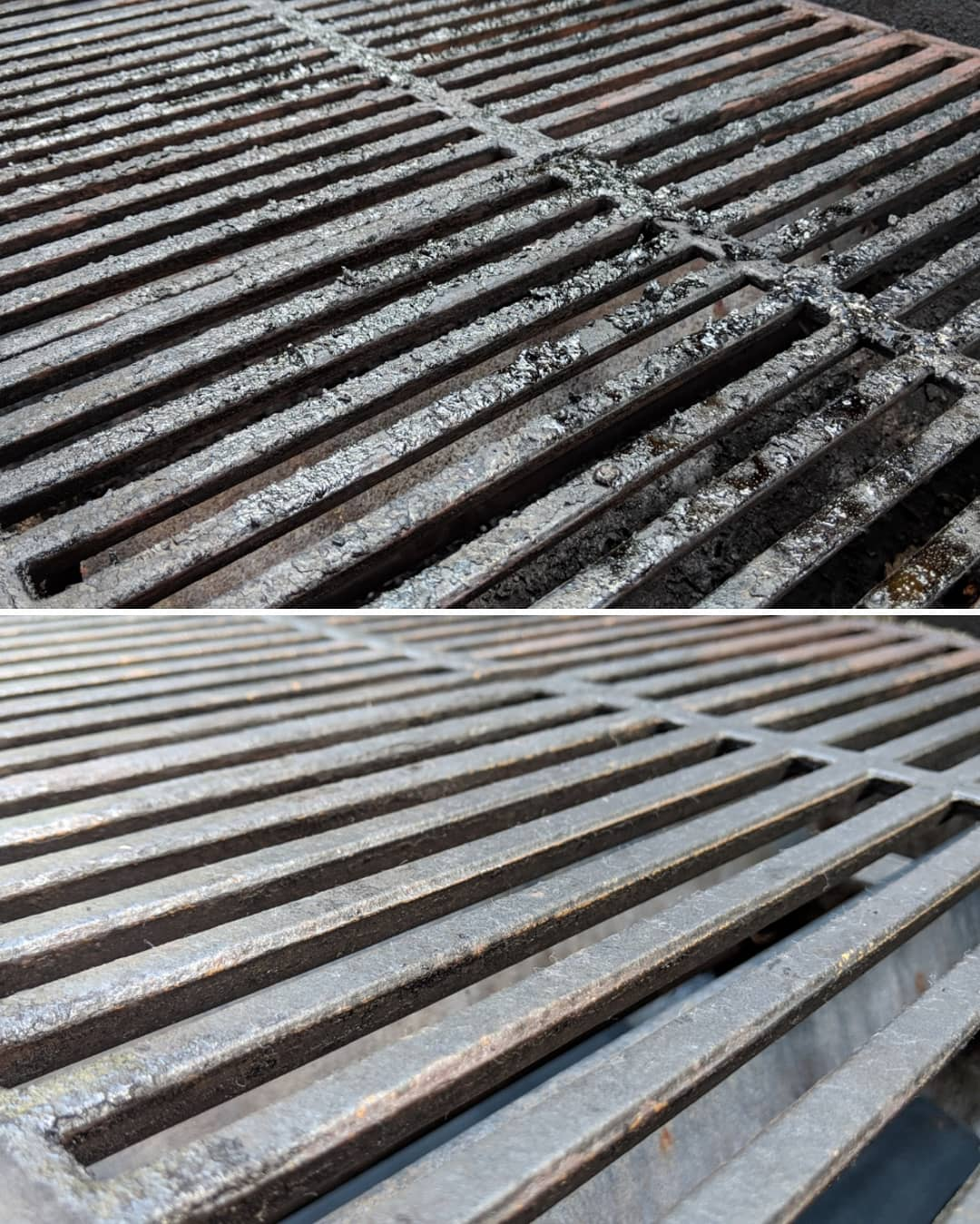 Cleaning Grill Services