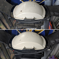 Before and After Service