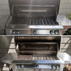Outdoor Grilled