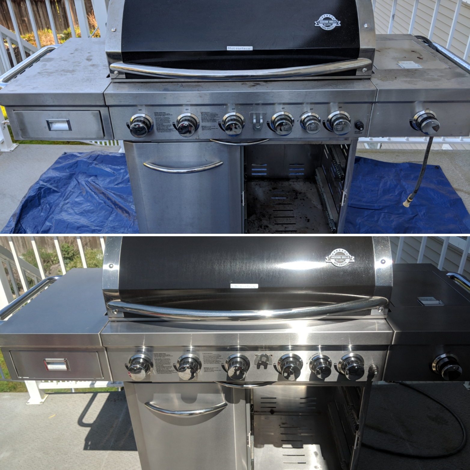 Barbecue Clean
