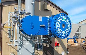 Kenilworth Combustion BTEX System