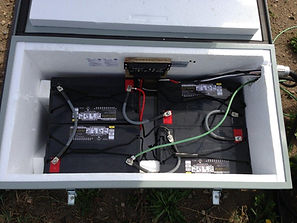 Kenilworth Combustion Solar System Battery Pack