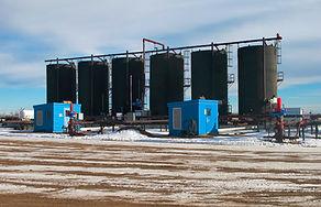 Oil Tank VRU System