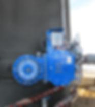 Kenilworth Combustion Tank VRU System