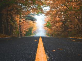 Autumn - Monday Musing, October 5, 2020