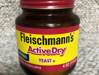 Yeast rerun - Monday Musing, July 19, 2021