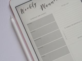 Goals - Monday Musing, June 28, 2021