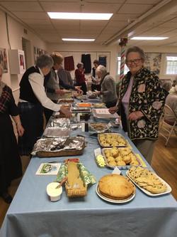 church bake sale