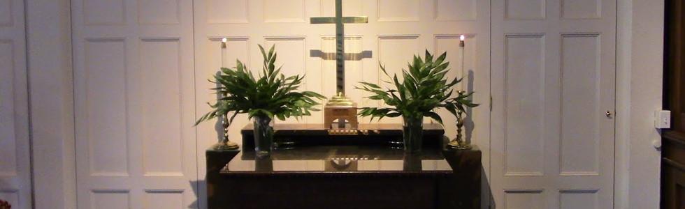 Palm Sunday, April 5, 2020