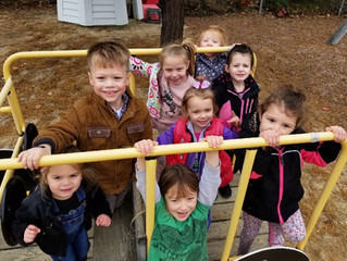 New Year at the PreSchool