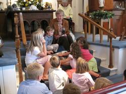 Children's Day church