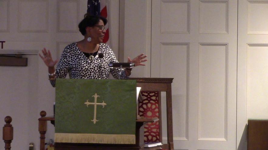Robin Miller Guest Sermon 1-14-18