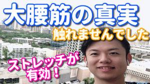 【ハワイ解剖実習】大腰筋の真実とは!?!