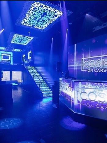 Dj Booth & Dance Floor