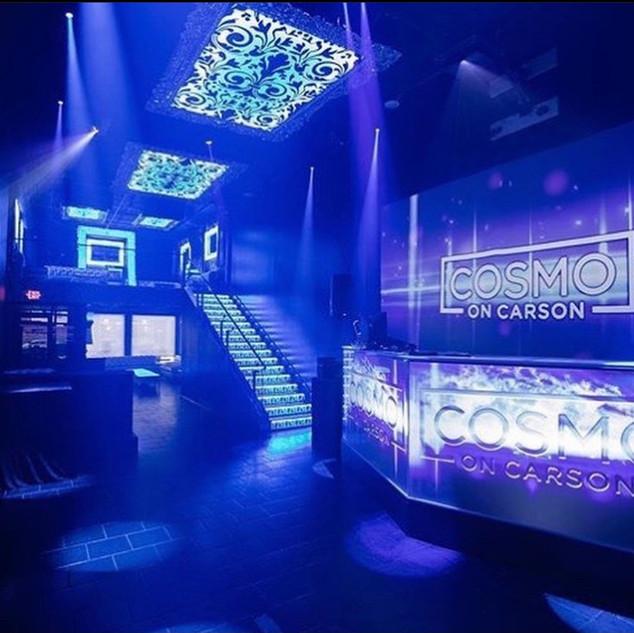 Dance Floor & DJ Booth