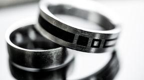 Hochzeitsfotos Eheringe