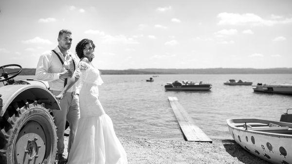 Hochzeitsfotografie Utting am Ammersee