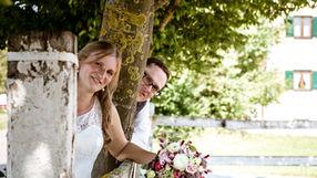 Hochzeitsfotografie in der Hallertau