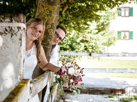 Inmitten der Hopfengärten - Hochzeit in der Hallertau
