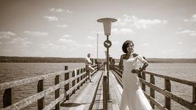 Hochzeitsfotografie in Utting am Ammersee