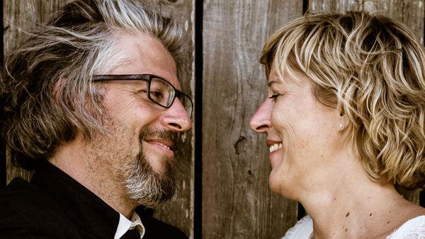 Innige Momente in der Hochzeitsfotografie
