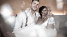 Experimentelle Hochzeitsfotografie